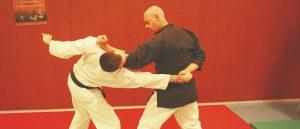 La Self-defense japonaise au Wadokan de Chaville