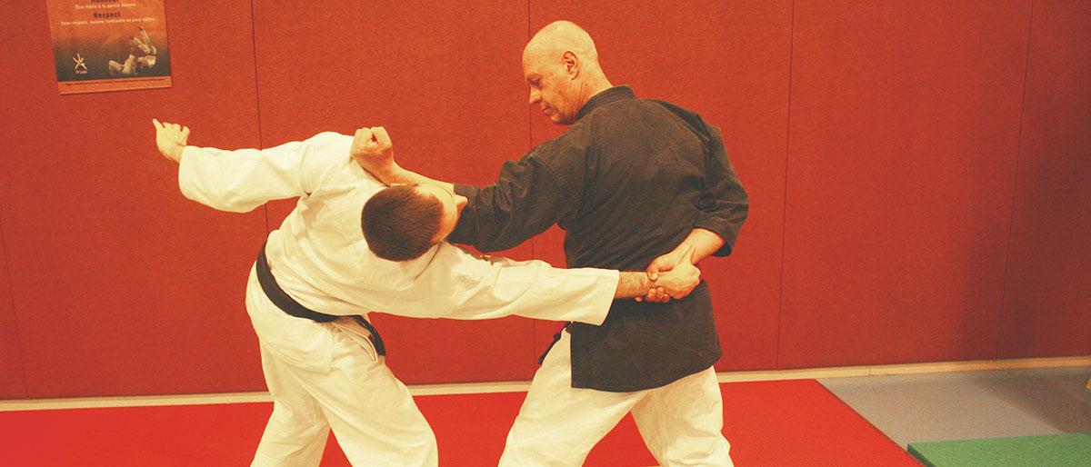 Permalien vers:La Self-defense japonaise au Wadokan de Chaville