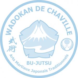 Blason (Mon) officiel du Wadokan de Chaville